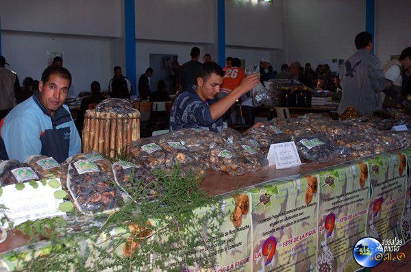La 9e édition de la fête de la figue ( Beni Maouche )